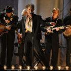 Découvrez Bob Dylan dans son habitat non naturel: TV (PHOTOS)