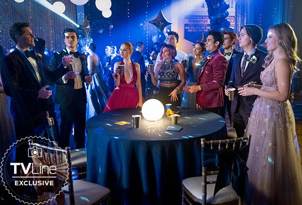 Riverdale Prom Saison 5 Première