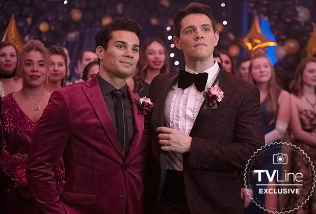 Riverdale Prom Saison 5 Premiere Kevin Fangs