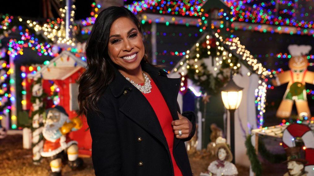 Taniya Nayak parle de la saison 8 de 'The Great Christmas Light Fight'
