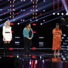 `` The Voice '': Regardez qui obtient la sauvegarde instantanée alors que les 5 meilleurs finalistes sont choisis (VIDEO)