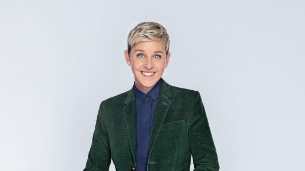 Ellen DeGeneres révèle le diagnostic COVID-19 et montre la production de volets jusqu'en 2021