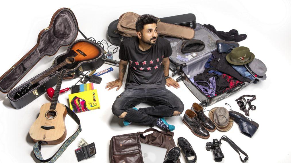 Le comédien Vir Das espère que le spécial Netflix interactif « Outside In » est cathartique pour les téléspectateurs