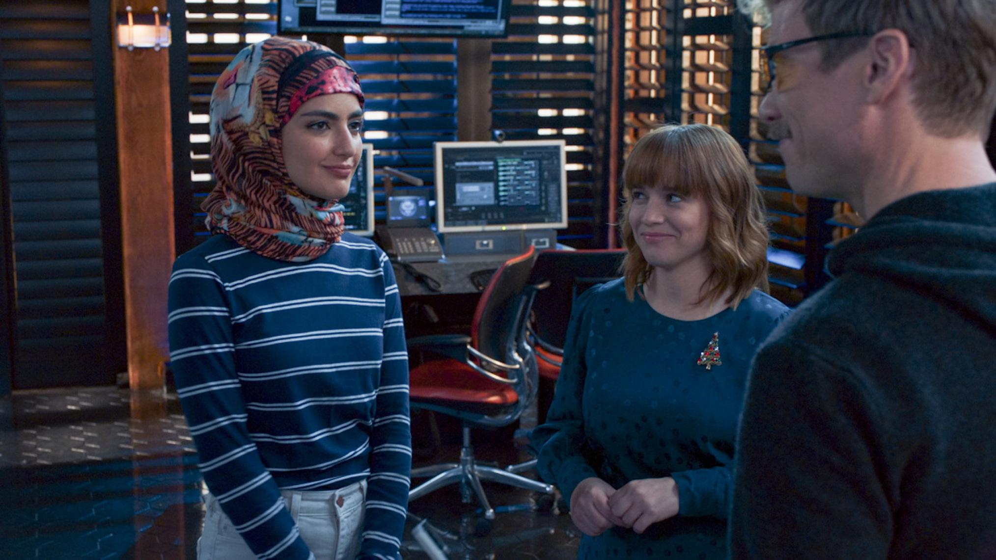 Fatima Nell Eric Ops NCIS Los Angeles saison 12 épisode 6