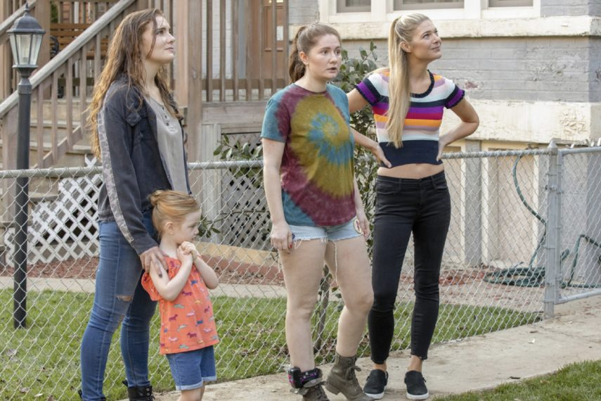 Shameless Saison 11 Kate Miner Elise Eberle Emma Kenney
