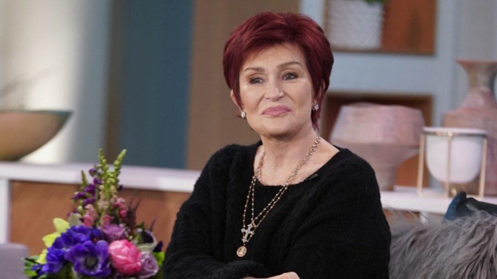 Sharon Osbourne de The Talk révèle le diagnostic COVID-19