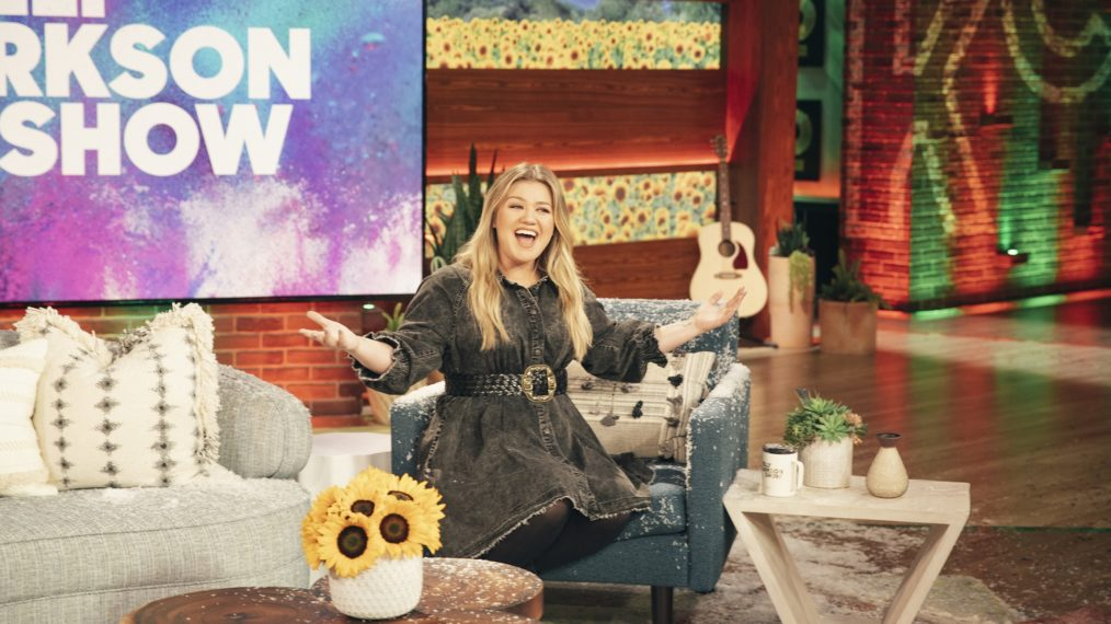NBCUniversal renouvelle le spectacle de Kelly Clarkson jusqu'en 2023