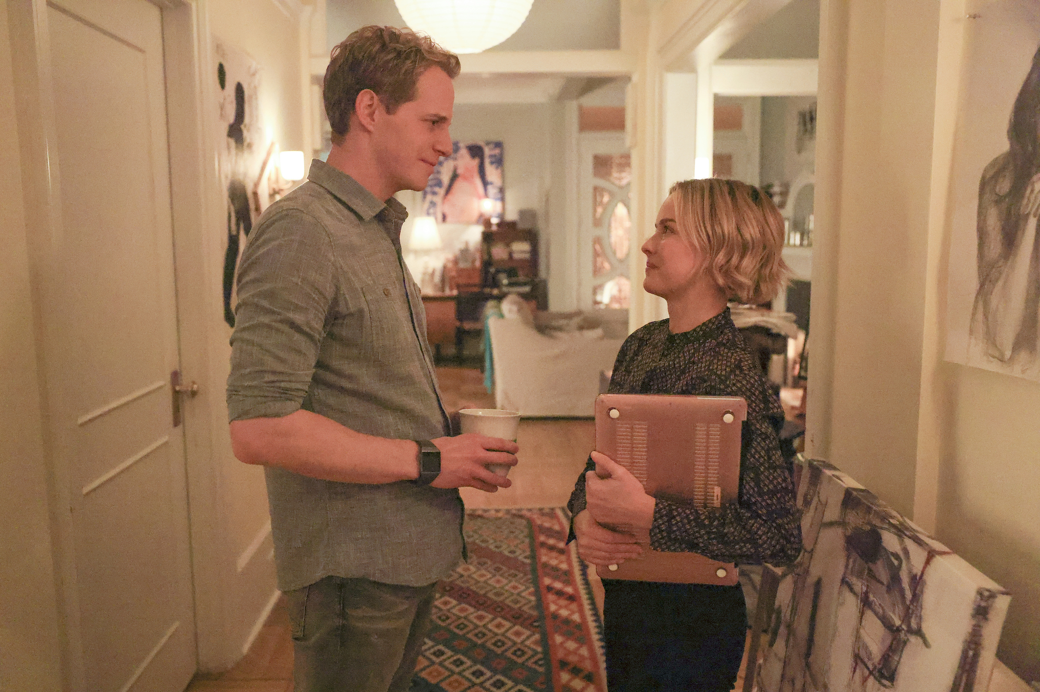 Jamie Maggie A Million Little Things saison 3 épisode 4