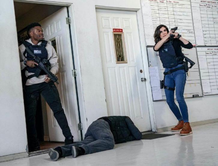 NCIS: Los Angeles – Episode 12.07 – En retard – Communiqué de presse
