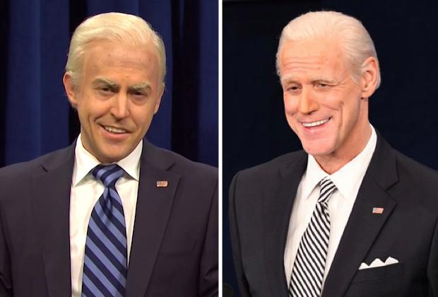 SNL: Alex Moffat succède à Jim Carrey en tant que président élu Joe Biden – REGARDER