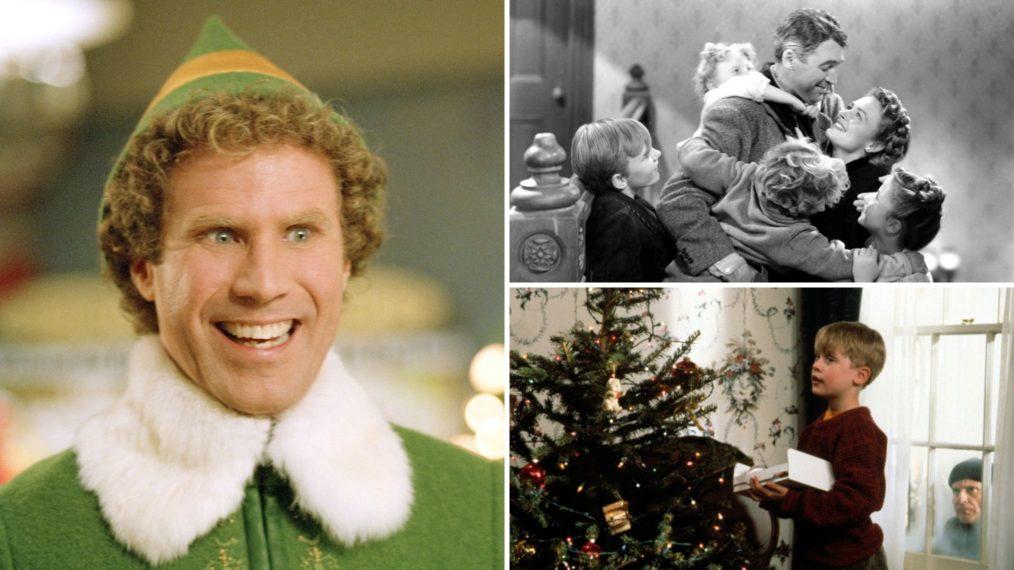 Comment diffuser « Elf », « C'est une vie merveilleuse » et plus de vacances de base à la télévision