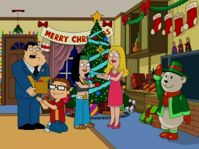 """""""La meilleure histoire de Noël jamais"""" - Père américain"""
