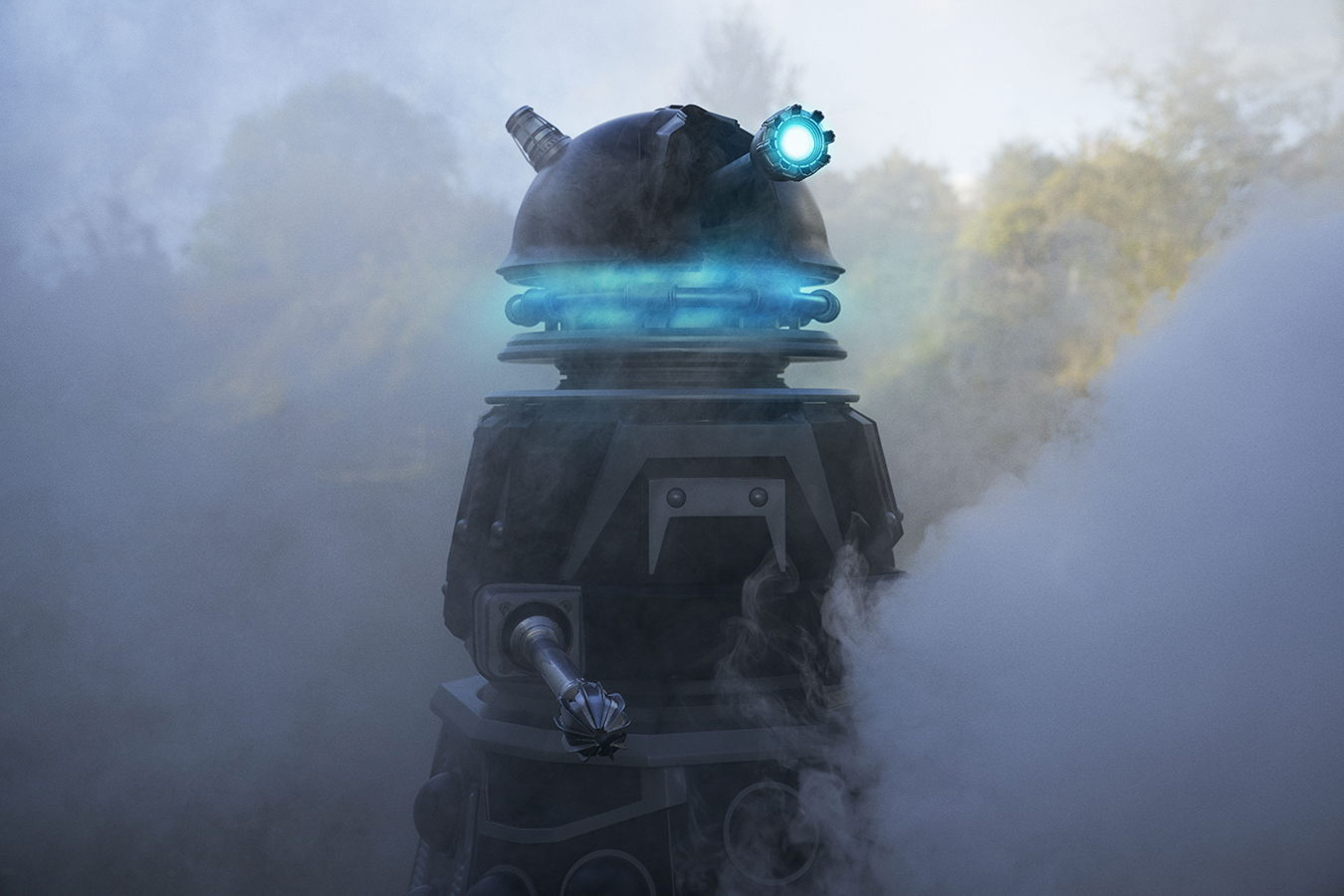Doctor Who Révolution des Daleks Dalek