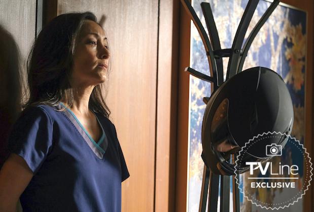 The Good Doctor: Lim fait face au traumatisme émotionnel de COVID-19 lors de la première d'hiver – PREMIER REGARD 2021