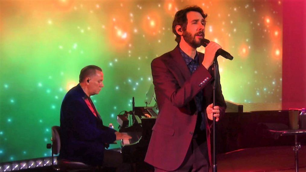 Josh Groban interprète « The Impossible Dream » pour le spécial « United in Song » de PBS (VIDEO)