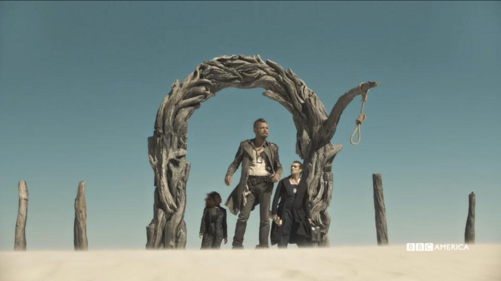 «The Watch»: Qu'est-ce que Discworld, le cadre de la nouvelle série BBC America?