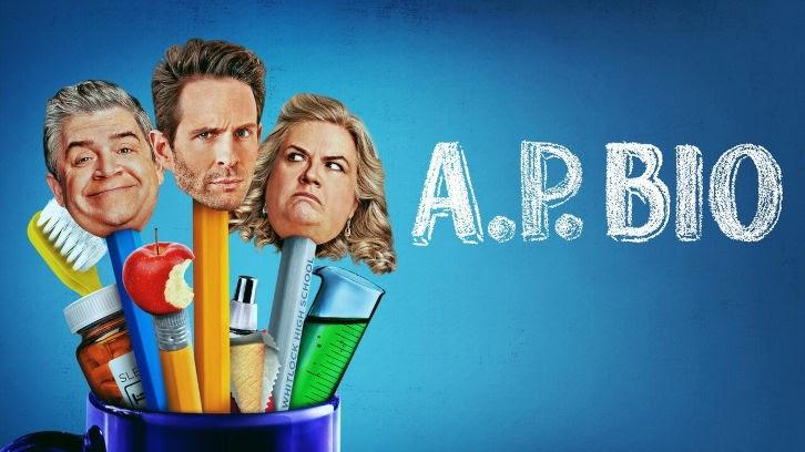AP Bio – Renouvelé pour la 4e saison par Peacock