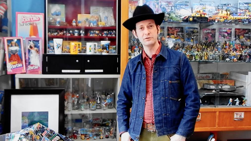 Brian Volk-Weiss, créateur de la série « Un magasin de jouets près de chez vous » sur la saison 2