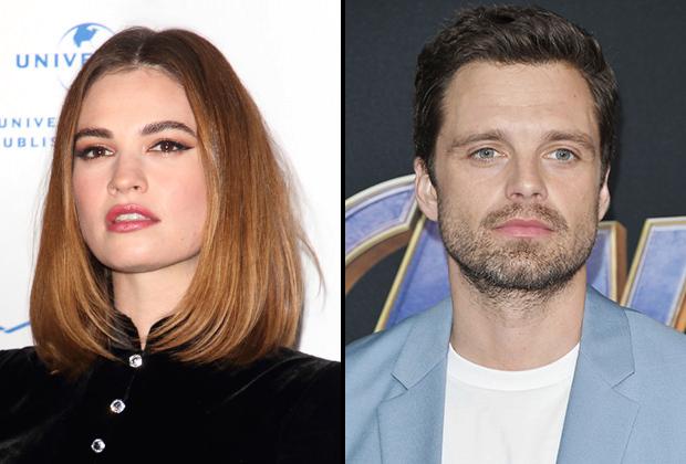 Lily James et Sebastian Stan joueront Pamela Anderson et Tommy Lee dans la série limitée Hulu Pam & Tommy