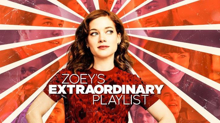 Liste de lecture extraordinaire de Zoey – Saison 2 – Aperçu avancé: problèmes de champagne