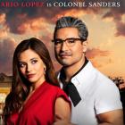 Mario Lopez est le beau colonel Sanders dans le film à vie / KFC - Regardez la bande-annonce
