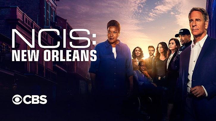 NCIS: New Orleans – Episode 7.09 – Into Thin Air – Communiqué de presse
