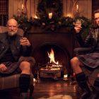 'Outlander' Holiday Double-Whammy: Profitez d'un marathon de la saison 5 et d'une bûche de Noël 'Men in Kilt'