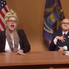 SNL: Les témoins de Tooty Giuliani incluent Cecily Strong dans le rôle de Crazy Blonde, le personnage annulé de Nicole Kidman