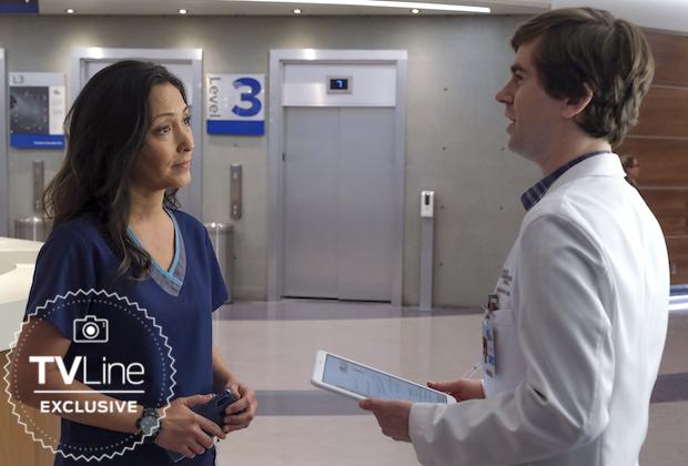 The Good Doctor saison 4, épisode 6