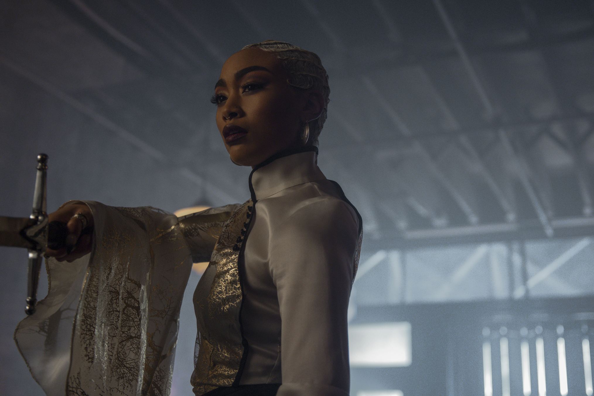 Tati Gabrielle comme Prudence dans Chilling Adventures of Sabrina Chapitre 32