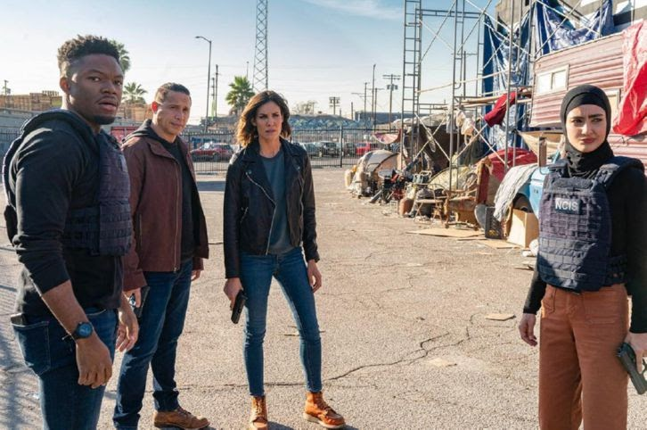 NCIS: Los Angeles – Episode 12.09 – A Fait Accompli – Communiqué de presse