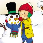 PBS annule le programme pour enfants de longue date `` Caillou ''