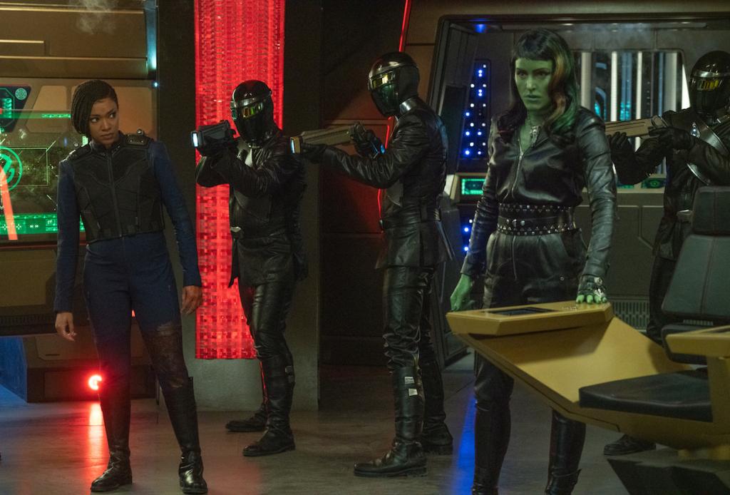 Star Trek: Récapitulation finale de la saison 3 de la découverte: Ô capitaine!  Mon (nouveau) capitaine!