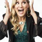 La star de la country Jennifer Nettles parle du concours de talents extrêmes `` Go-Big Show ''