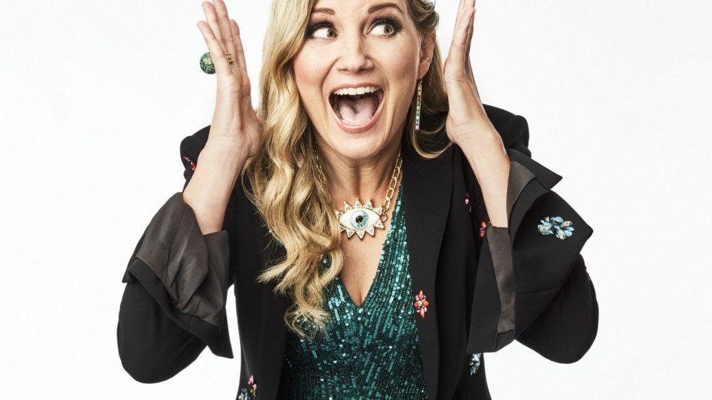La star de la country Jennifer Nettles parle du concours de talents extrêmes « Go-Big Show »