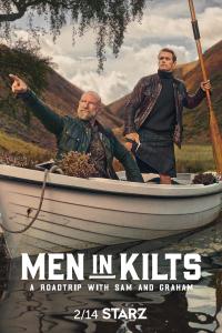 Men in Kilts Saison 1 Trailer POsters