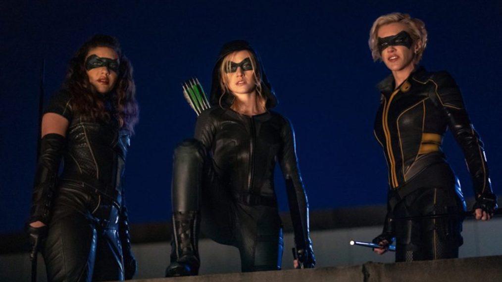 'Arrow' Spinoff 'Green Arrow and the Canaries' ne va pas de l'avant à la CW