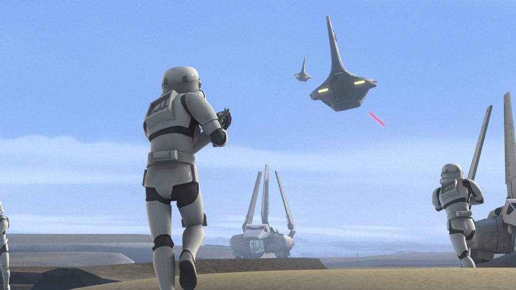 Voici pourquoi les fans de « The Mandalorian » devraient regarder les émissions animées de « Star Wars »