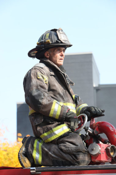 David Eigenberg Chicago Fire Saison 9 Christopher Herrmann