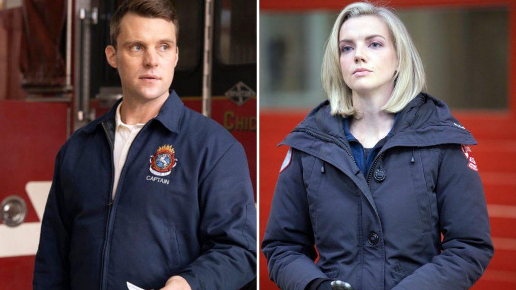Le patron de « Chicago Fire » sur Casey & Brett: de nouvelles personnes vont « compliquer encore plus les choses »