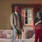 Elizabeth Olsen et Paul Bettany de WandaVision sur la façon dont leurs personnages `` se complètent '' (VIDEO)