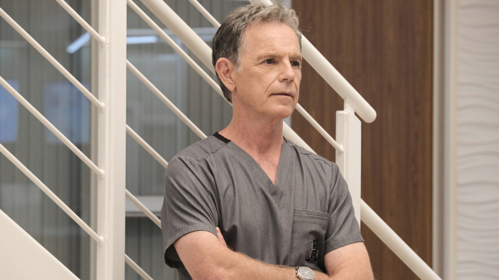 Aperçu de « The Resident »: Le Dr Bell reçoit une réception froide de son ancien beau-fils, Jake (VIDEO)