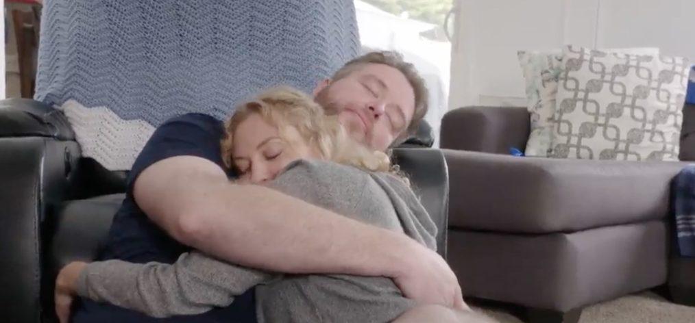 Mike et Natalie, fiancé de 90 jours