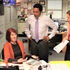 `` Le bureau '': les acteurs et les créateurs réfléchissent aux moments qui les font rire (VIDEO)
