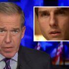Brian Williams Trolls GOP Leader de MSNBC avec le clip `` exclusif '' de Jerry Maguire après la réunion de Trump - Regardez