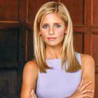 Buffy Summers tourne le grand 4-0: Sarah Michelle Gellar suggère `` Soyons tous courageux '' pour honorer la tueuse