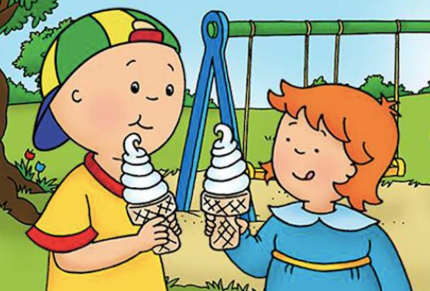Caillou annulé chez PBS Kids (alors que les parents partout se réjouissent)
