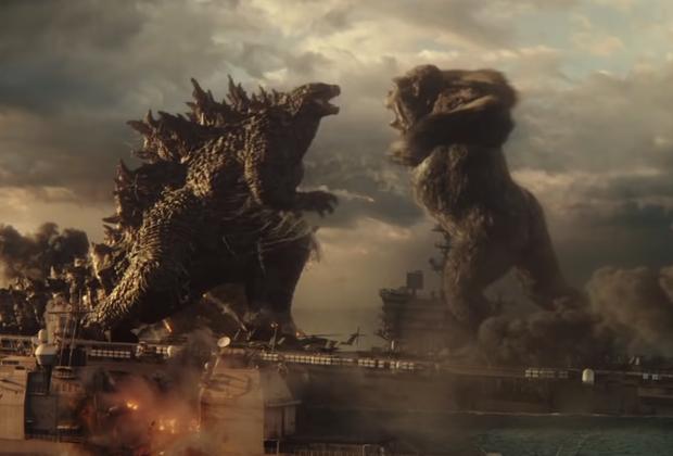 Godzilla contre Kong: regardez des monstres légendaires entrer en collision dans la première bande-annonce féroce, avant la première de HBO Max