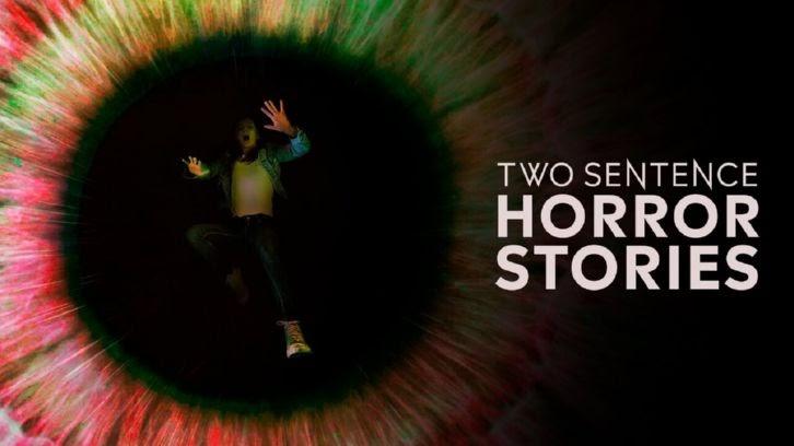 Histoires d'horreur à deux phrases 2.01 / 02 Examen Bagman / Elliot