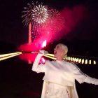 Regardez à nouveau la performance d'inauguration sur le thème `` Firework '' de Katy Perry